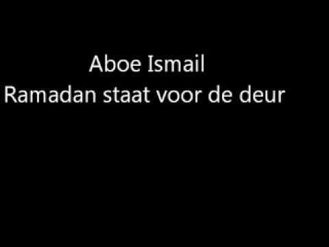 lezing van Aboe Ismail Ramadan staat voor de deur