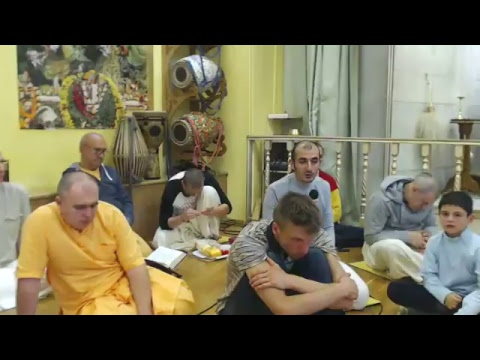 Шримад Бхагаватам 4.19.28-34 - Амала Кришна прабху
