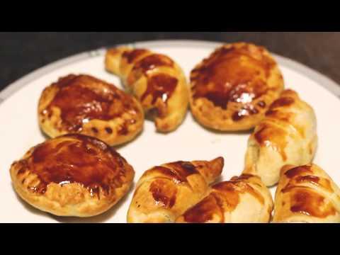 Vietnamese Meat Pie Paté Chaud – Bánh Patê Sô Recipe
