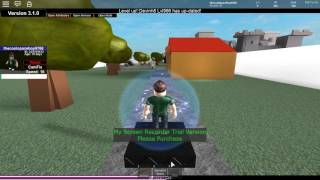 fighting with a roblox monsters!!!