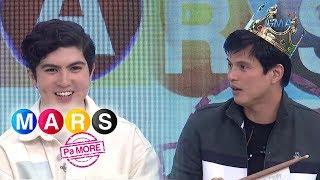Mars Pa More: Legaspi twins, sumusunod kaya sa curfew? | Mars Sharing Group