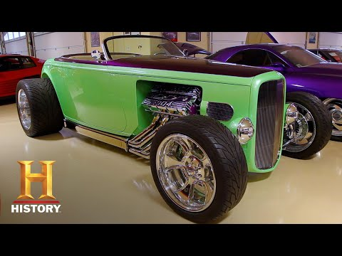 Download Counting Cars: Danny Can Only Dream of This Ford Deuce Coupe (Season 4) | History