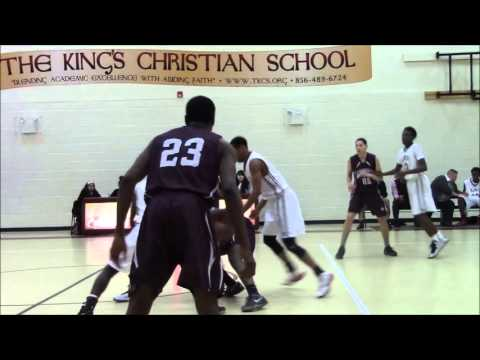 King's Christian vs Camden Academy Charter