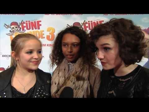 Fuenf Freunde 3 - Premiere in München