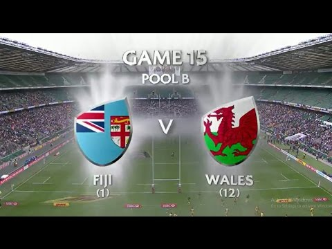 Fiji vs Wales London 7s 2016