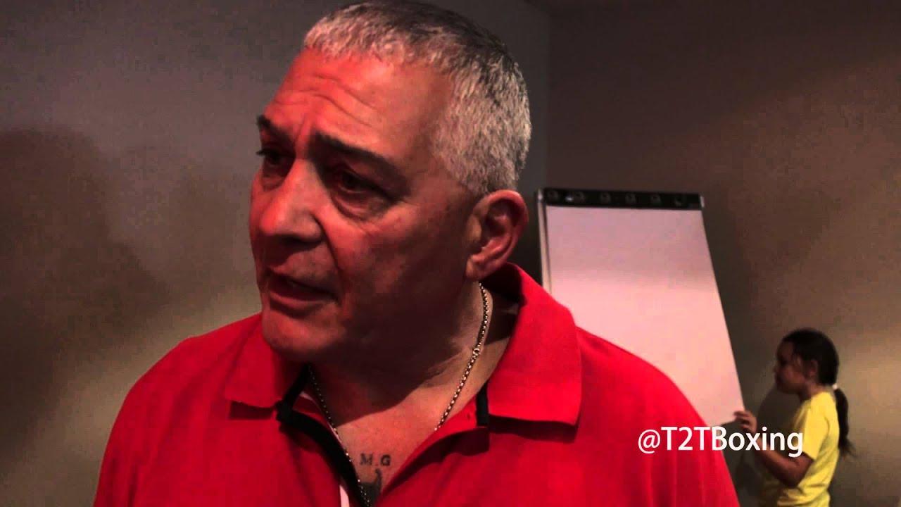 Mick Gatto: Mick Gatto On The Mundine Vs Rabchenko Card, Australian