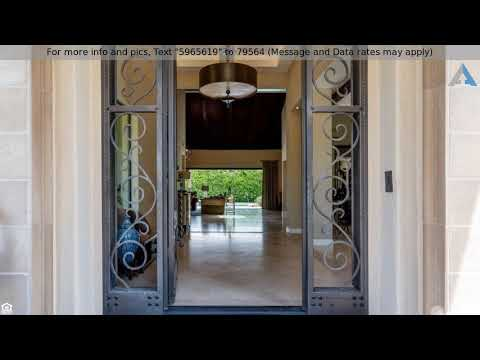 Priced at $2,695,000 - 72160 Clancy Lane, Rancho Mirage, CA 92270