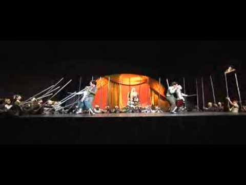 """""""Oberon"""" - Romantische Oper von Carl Maria von Web..."""