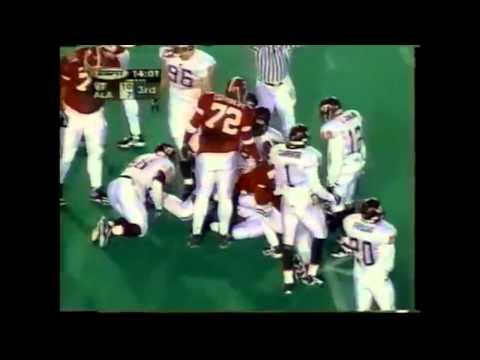 1998 Music City Bowl - #24 Virginia Tech vs. Alabama Highlights