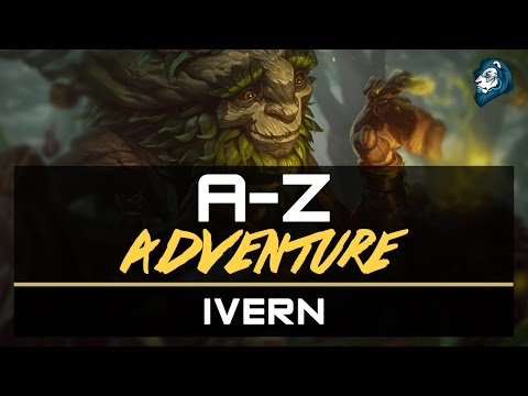 Falling in love with IVERN - A-Z Adventure - Episode 37