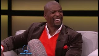 Terry Crews on Marriage and Parenting