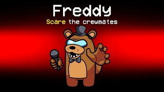 FREDDY FAZBEAR Imposter Role in Among Us