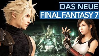 Was ändert Final Fantasy 7 im Remake?