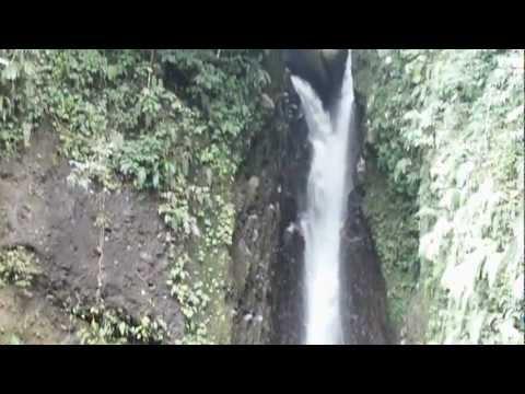 Virgin Falls, Kapatagan, Davao del Sur
