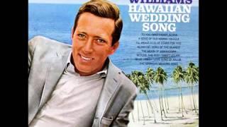 """Andy Williams """"Hawaiian Wedding Song"""" 1966"""