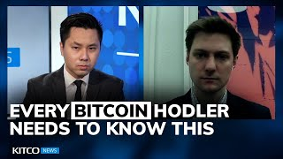 Bitcoin could be 'wiped out' if this happens – Ryan Giannotto