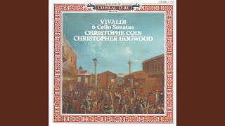 Play Sonata For Cello & Continuo No. 3 In A Minor (Six Sonatas No. 3), Op. 14/3, RV 43