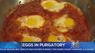 Tantillo: Eggs In Purgatory
