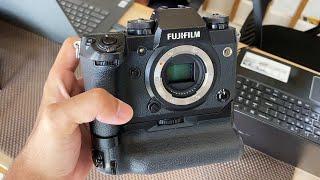Harga Makin Anjlok Kamera Fujifilm X-H1