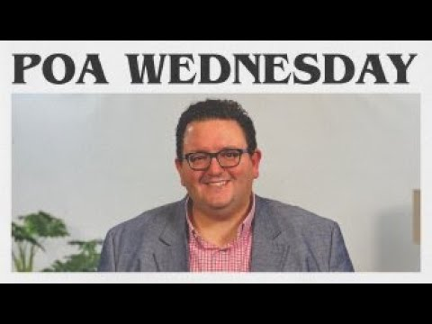Download POA Wednesday - Shane Spears