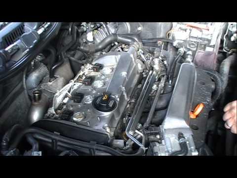VW Mk4 1.8T valve cover gasket D.I.Y.