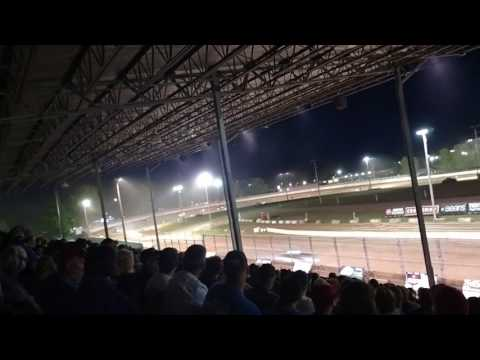 Shawano Speedway Late Model Last Chance Race 8 2 2017