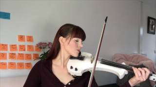 Alexandra - Electric Violin Cover - Rule The World - Take That