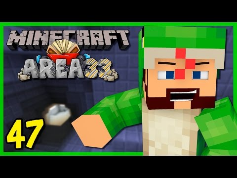 Minecraft AREA 33 - AI CONTROL CENTRE DISCOVERED! (Minecraft Adventure Roleplay) #47