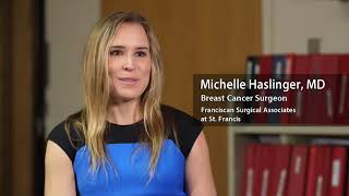 Treating Breast Cancer: The Surgeon