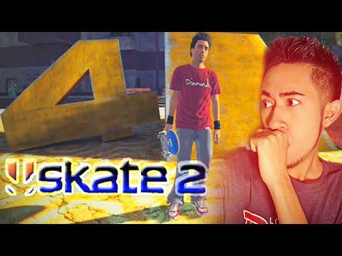 IS THAT SKATE 4!? (Skate 2)