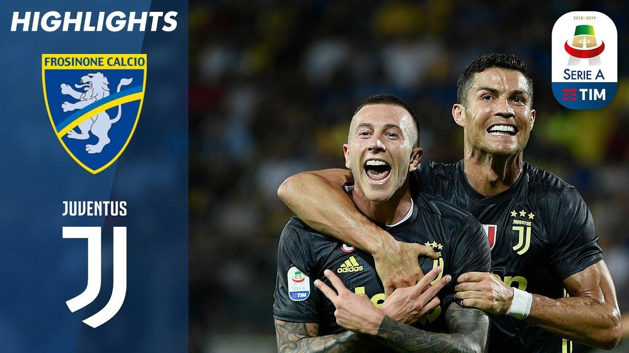 مشاهدة مباراة يوفنتوس وفروسينوني بث مباشر بتاريخ 15-02-2019 الدوري الايطالي