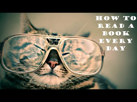 How To Read a Book Every Day