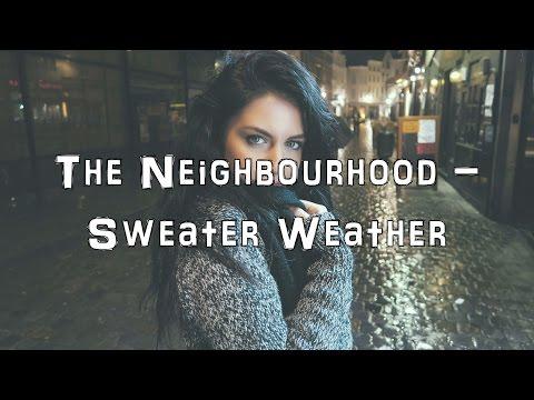 The Neighbourhood - Sweater Weather [Acoustic Cover.Lyrics.Karaoke]