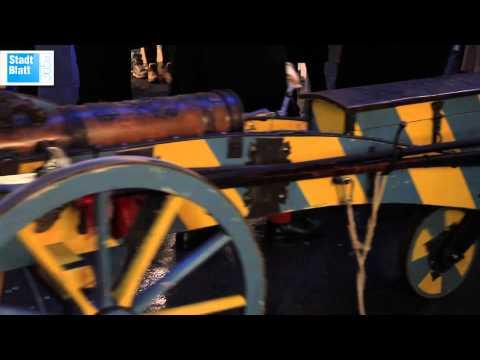 Wolfgang Amadeus Mozart's 258. Geburtstag - Fest Getreidegasse Salzburg