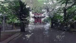 池上本門寺を歩く1 関東最古の五重塔へ [Daihonzan Ikegami Honmonji]