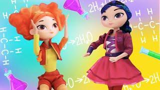 Куклы Сказочный Патруль. Видео опыты для детей.
