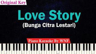 BCL - Love Story Karaoke Piano (Original Key)
