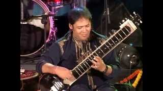 SITAR ECSTASY : ( Track :  RAAG & ROLL ) : Air Force Auditorium, Delhi