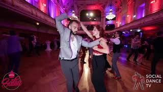 Samuel Funflow & Aline Scheucher - Salsa Social Dancing | GRAZy Salsa Festival 2019 (Graz, Austria)