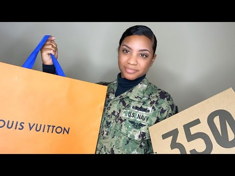 MY MILITARY PAYCHECK | US NAVY | ZENEZ