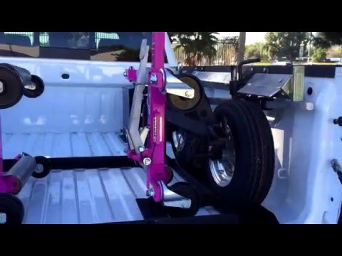 Casanova Towing Equipment Custom Built Repo Truck