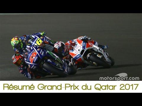 Résumé Grand-Prix du Qatar 2017 | MotoGP