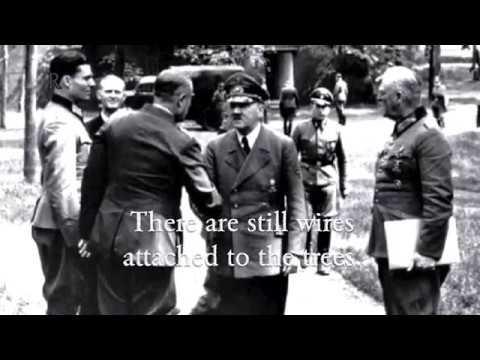 Inside the Hitler's Wolfsschanze