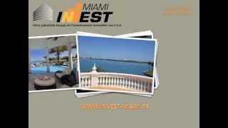 Immobilier Miami : Villa de luxe
