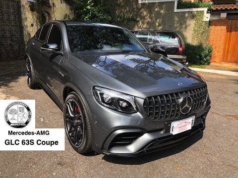 Mercedes-AMG GLC 63S Coupe - REVIEW COMPLETO