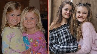 Jacy and Kacy ❤ From Baby to Teenager - Star News