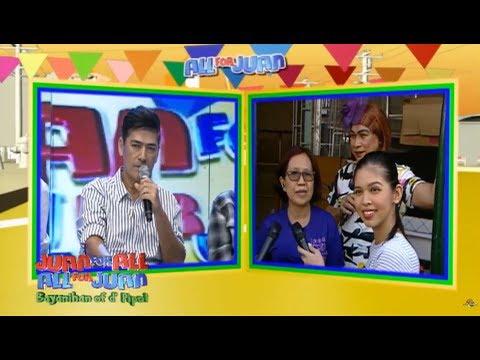 Eat Bulaga  November 13, 2017 (FULL) Juan for All - All for Juan Sugod Bahay HD