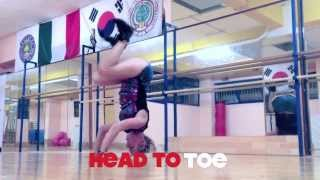 "Alevanille Sanjay Head Top -  ""Head to toe""   Dancehall"