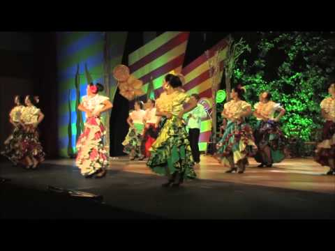 Flamenco - El Duende School of Dance Cyprus (Alegrias)