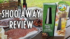 Shoo Away Fly Repellent - No Spray Pest Control For The Outdoors